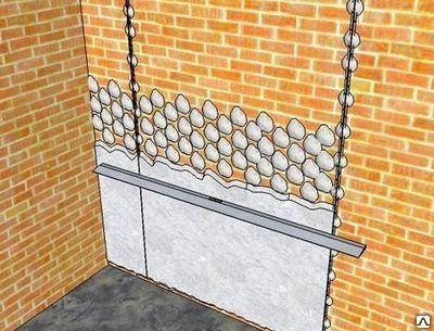 Шаг четвертый: подготовить стены