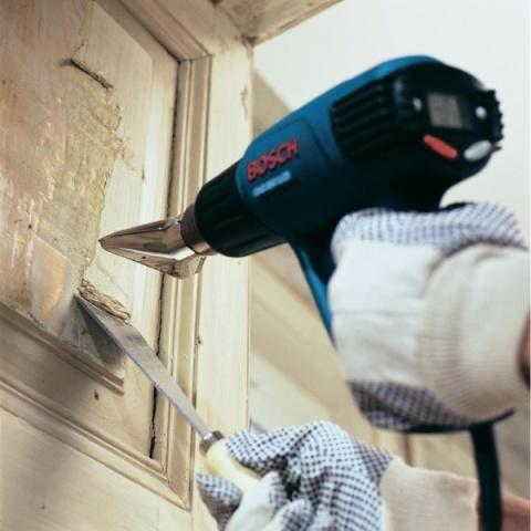 Шаг третий: максимально высушить стену