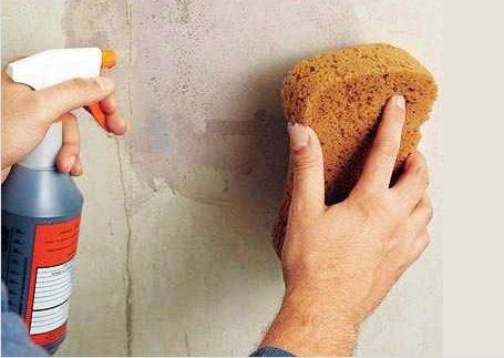 Как снять флизелиновые обои со стен