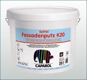 Sylitol-Fassadenputz K20