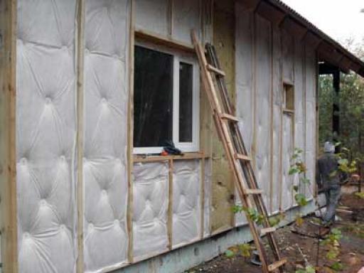 Как и чем утеплить стены дома снаружи otdelka-expert.ru