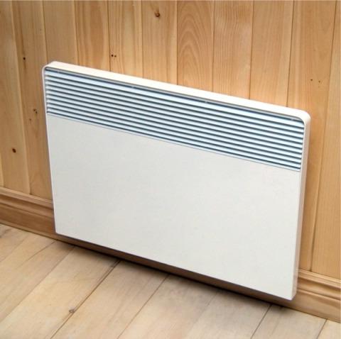 Узкий радиатор на стену