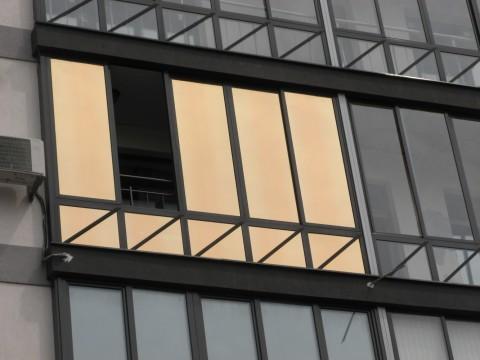 Ветрозащитная пленка для стен с эффектом отражения