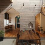 Дизайнерский подход к оформлению каркасного дома
