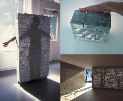 Инновационные технологии: светопроницаемый бетон