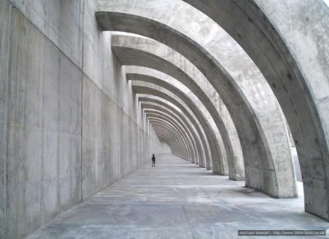 Из бетона можно построить всё