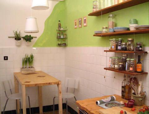 Водоэмульсионная краска для стен кухонных помещений