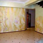 Акриловые краски: возможность выполнить роспись и нанести рисунок на стены