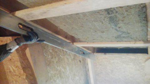Устройство гипсокартонных стен требует точности в измерениях