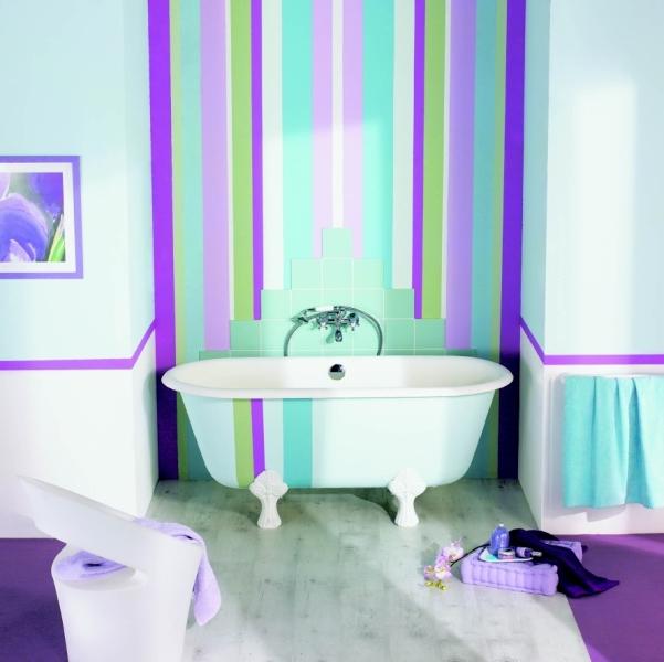 Краска своими руками ванная