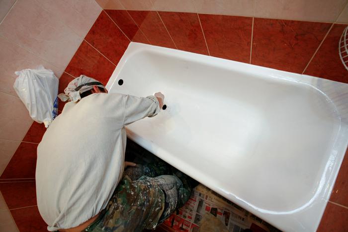 Как отреставрировать ванную комнату