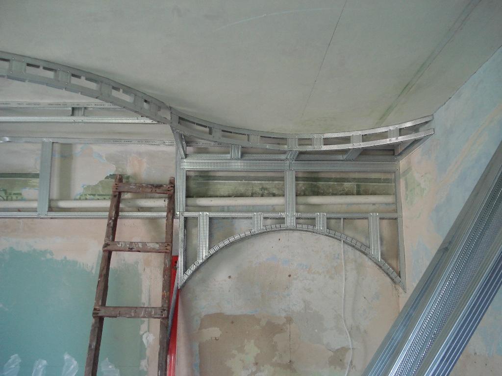 каркас для арки как изготовит