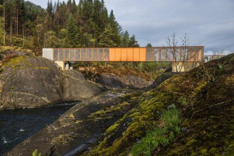 Мост Хёсе в Норвегии