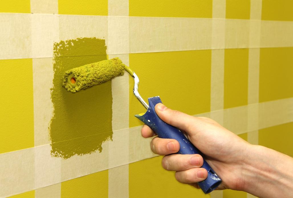 Как правильно покрасить стены в ванной комнате своими руками 2