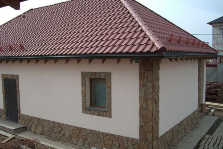 Материалы для отделки фасадов под камень