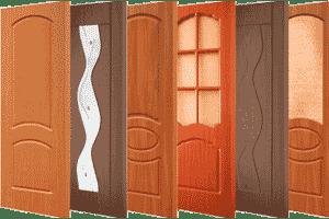 Выбор отделочного материала для дверей