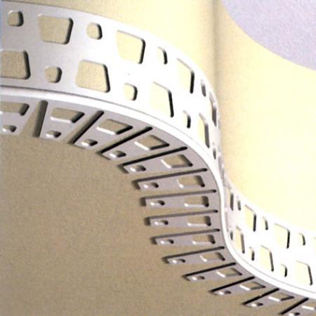 Армирование изогнутой потолочной конструкции