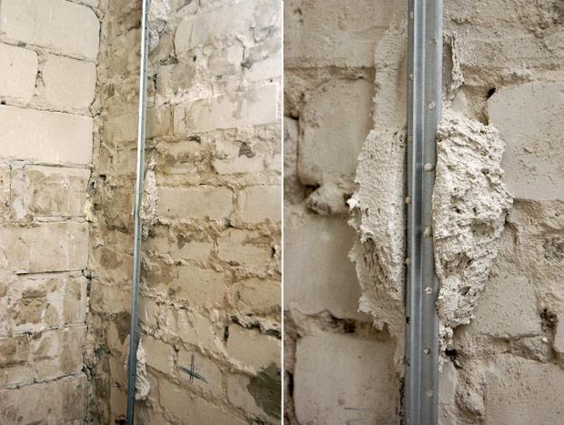 какие бывают маяки для штукатурки стен