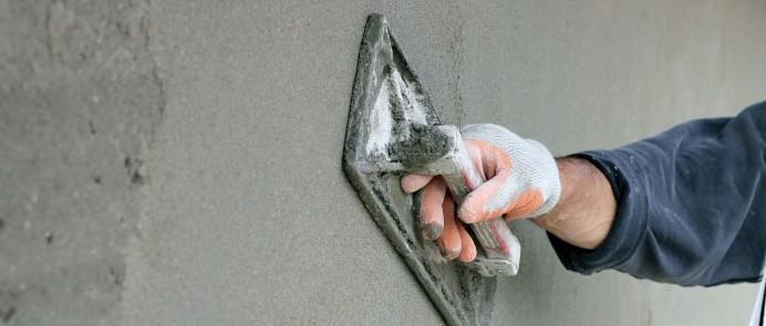 Штукатурка пеноплекса цементным раствором бетон оса