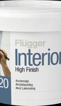 Флюгер – универсальная интерьерная акриловая краска