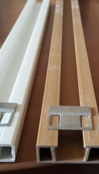 Как обшивать стены пластиковыми панелями используя ПВХ рейки