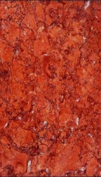 Красный мрамор