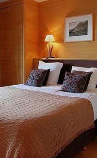 Супружеская спальня для романтического отдыха