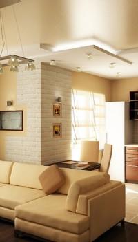 Использование мебели в оформлении кухни