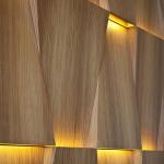 Интересное решение: объёмный рельеф с внутренней подсветкой