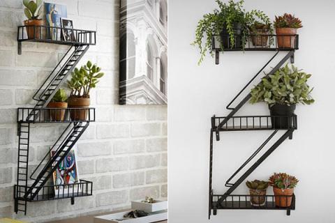 Образ лестницы для полки