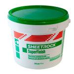 Готовая латексная шпатлёвка SheetRock