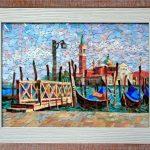 Панно из венецианской мозаики