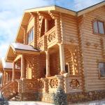Дом в стиле «русская усадьба»