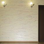 Стены в коридоре в классическом направлении
