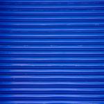 металлический сайдинг синий