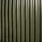 металлический сайдинг зеленый