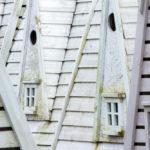 фасад, выполненный сайдингом