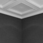 лепнина на потолке в квартире фото