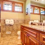 дизайн туалета в квартире плиткой фото