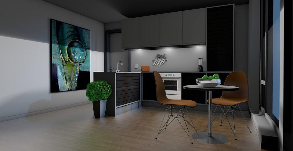 Выбирая напольное покрытие, в квартиру или жилой дом, нужно отталкиваться от назначения помещения